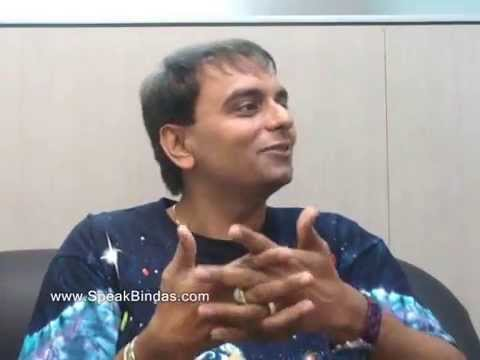 Jay Vasavada talking about his bachelor and routine life