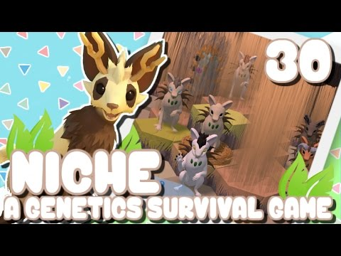 The Tribe Separates - Niche A Genetic Survival Game (30)