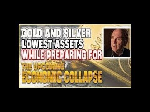 BILL MURPHY Gold and Silver Lowest Assets While Preparing for the Upcoming Economic Collap