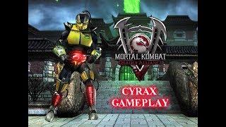 Mortal Kombat: Deadly Alliance - Cyrax Gameplay [720p60]