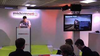 Thesixtyone (USA) - James Miao | MidemNet Lab 2010