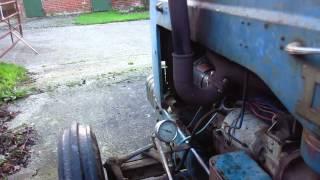 Super engine fordson major Antique &