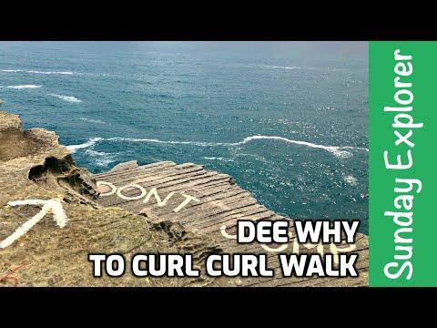 DEE WHY TO CURL CURL COASTAL WALK, Sydney Northern Beaches