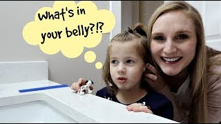 Aunt Julie answers Eve's questions...