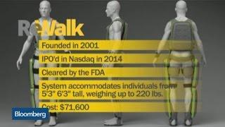 What's the Future for ReWalk's Robotic Exoskeleton?