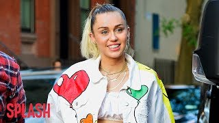 The Reason Miley Cyrus Stopped Smoking Weed | Splash News TV