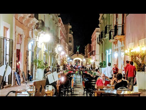 You NEED to visit Campeche Mexico!