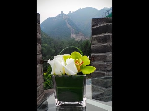 Day 5: Beijing:  Private Dinner on the Great Wall