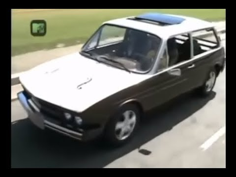 Pimp My Ride Brasil - Volkswagen Brasília 1976