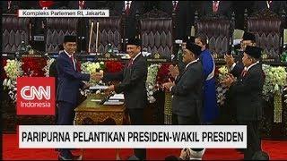 Sah! Jokowi-Ma'ruf Resmi Sebagai Presiden & Wakil Presiden 2019-2024