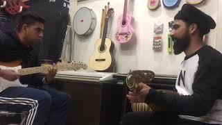 Qarara Rasha Cover - Rabab and Guitar