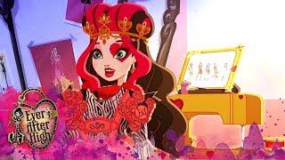 Модный показ Лиззи Хартс. Эвер Афтер Хай. Мультфильм для девочек.