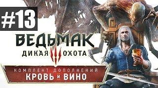 Прохождение Ведьмак 3: Дикая Охота [Witcher 3] - Кровь и вино - часть 13 - Разговор со Скрытым