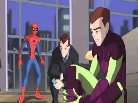 The Spectacular SpiderMan : Harry Osborn and Green Goblin: What Ive done Linkin Park