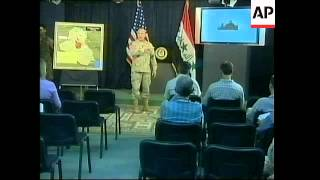 WRAP US military releases unseen footage from al-Zarqawi video