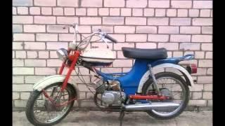 Мопед Рига 22(Компания намоторе24, представляет линейку спортивных малокубатурных мотоциклов совместного производства..., 2014-08-05T08:37:57.000Z)