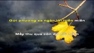 THU TÀN ÚA - Nhạc NGÔ CÀN CHIẾU