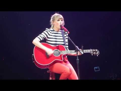 Taylor Swift Haunted Red Tour 5-28-13