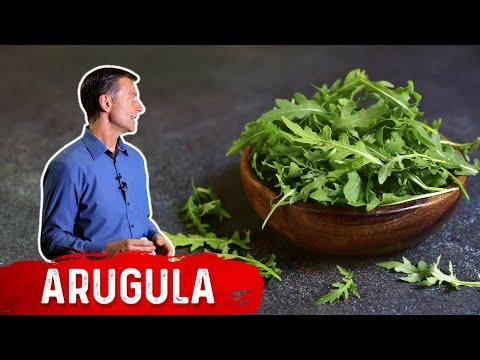 Amazing Arugula: 6 Benefits