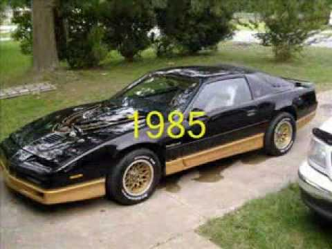 History of Pontiac Cars
