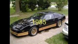 History of Pontiac Cars