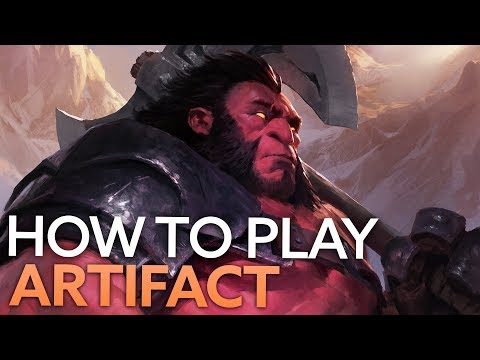 Artifact - everything we know about how Valve's card game works