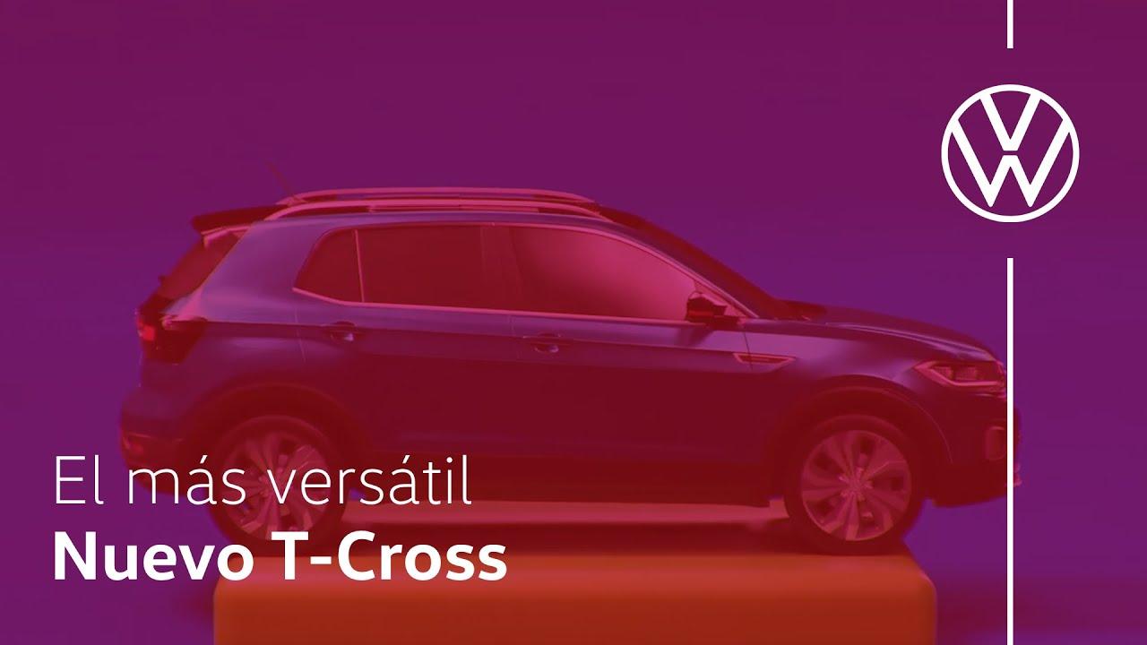 Así es Nuevo T-Cross   #CondúceteComoQuieras