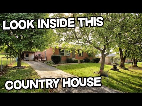 How to find a house in the country - less than $373/mo - Lancaster Kentucky