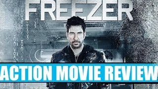FREEZER ( 2013 Dylan McDermott ) Action Movie Review