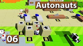 Autonauts | Automatisch neues Werkzeug holen ► #6 ► Lets Play Roboter Simulator deutsch german