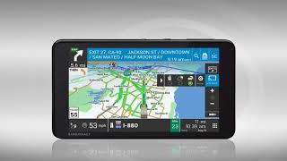 Rand McNally TND 540 Truck GPS