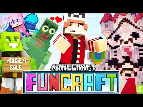 A New Home!?   Ep. 2   FunCraft Minecraft