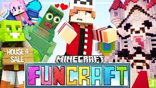 A New Home!? | Ep. 2 | FunCraft Minecraft...