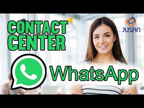 Contact Center WhatsApp | WhatsApp for Customer Service