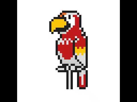 Mewarnai Burung Kakak Tua Youtube