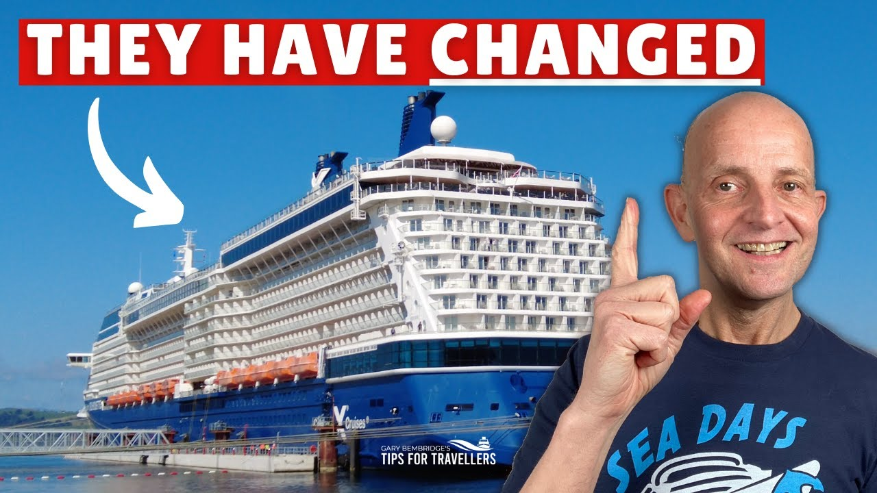 Celebrity Cruises Are Not What They Used To Be. Here's What I Found.
