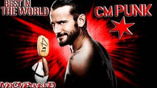 "WWE: CM Punk New Theme ""Cult Of Personality"" (WWE Edit) [CD Quality + Download Link]"