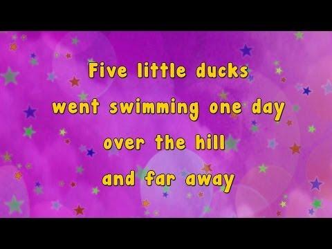 Karaoke - Karaoke - Five Little Ducks