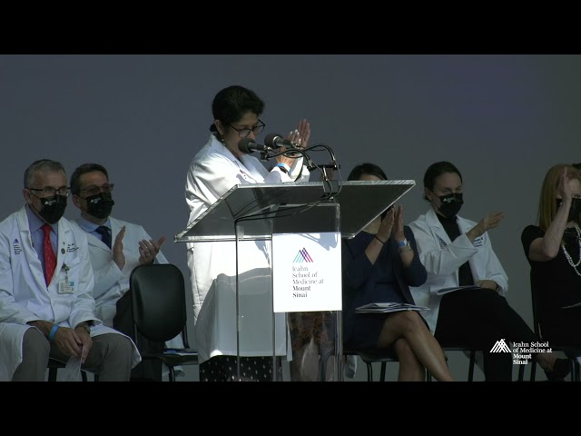 2021 White Coat Ceremony: Student and Faculty Oaths