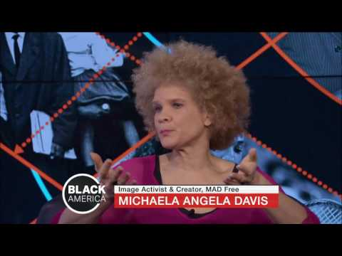 Black America - Image, Beauty and Power with Michaela Angela