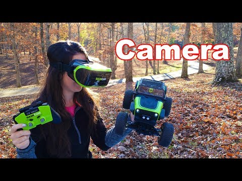 RC Jeep with Camera and Live Feed - New Bright Dash Cam - TheRcSaylors