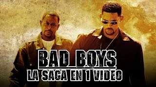 Bad Boys 1 y 2: La Saga en 1 Video