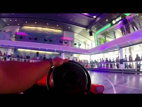 Bermuda Cruise Anthem of the Seas Royal Caribbean  filmed with GoPro HD and Ricoh Theta S