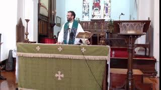 Holy Communion 6th June