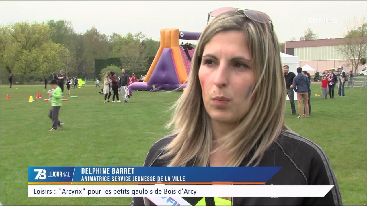 Loisirs : «Arcyrix» pour les petits gaulois de Bois d'Arcy