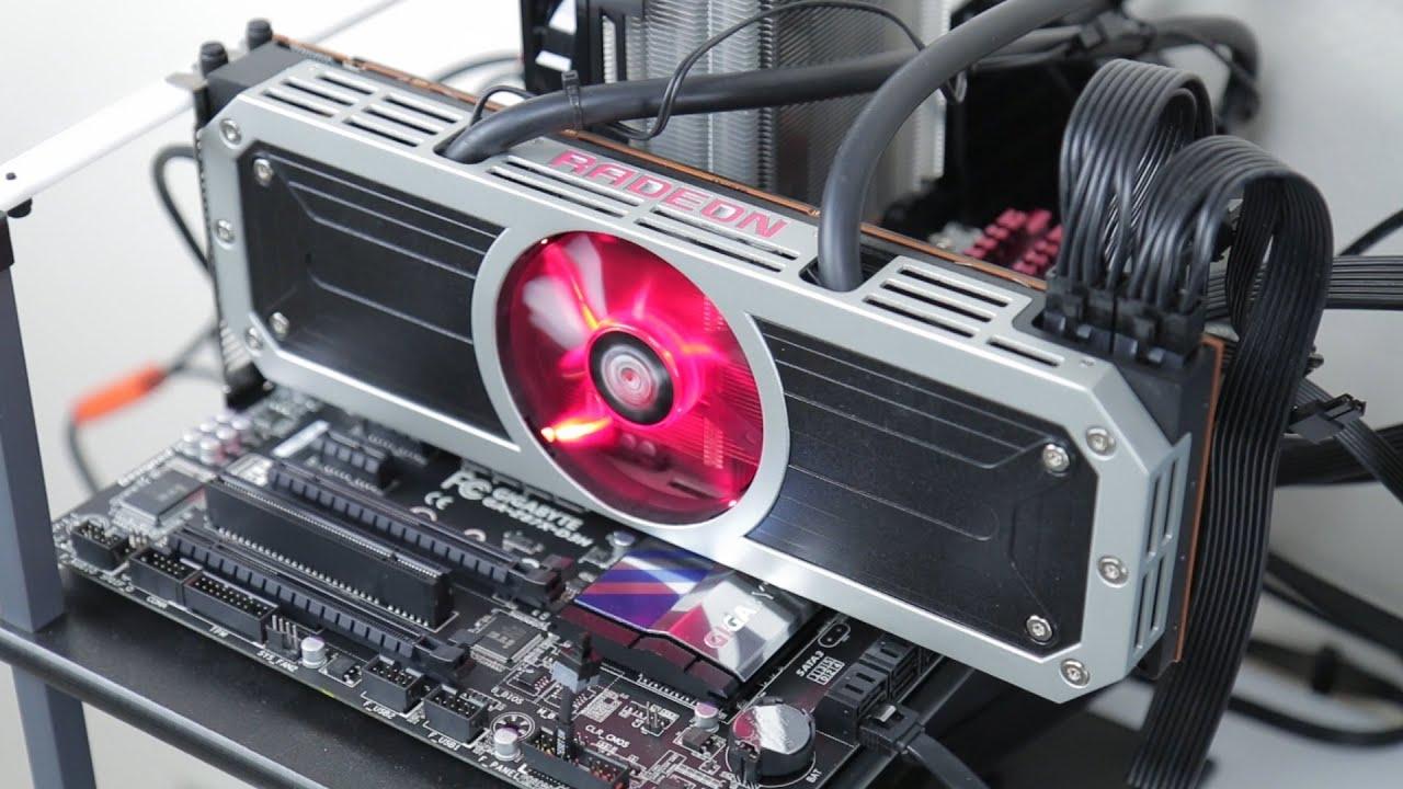 AMD RADEON R9 295X2 DRIVER WINDOWS