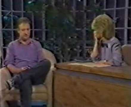 Husker Du - Live on Late Show with Joan Rivers