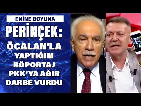 Doğu Perinçek ile CHP'li Aytuğ Atıcı arasında Öcalan'a çiçek tartışması...!