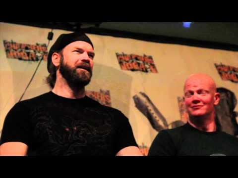 Men Behind the Mask Panel @ Days of the Dead Atlanta #01