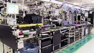 NEC米沢工場の紹介 NECPC Yonezawa JPN